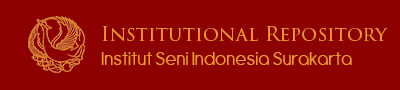 Institutional Repository ISI Surakarta